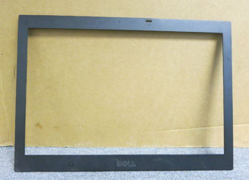 Genuine Dell 0G288T Latitude E6400 LCD Trim bezel Surround Plastic W/Mic No Cam